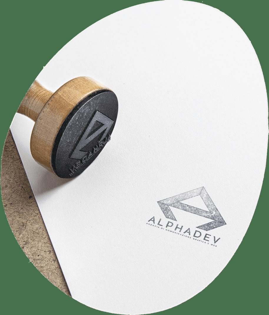 Logo e Brand - AlphaDev