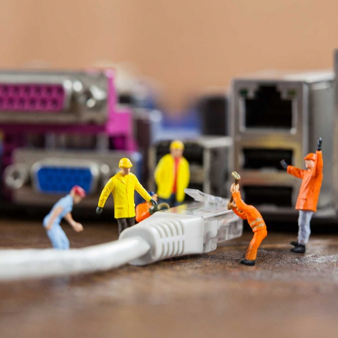 VPN - LAN - Connessione ad internet
