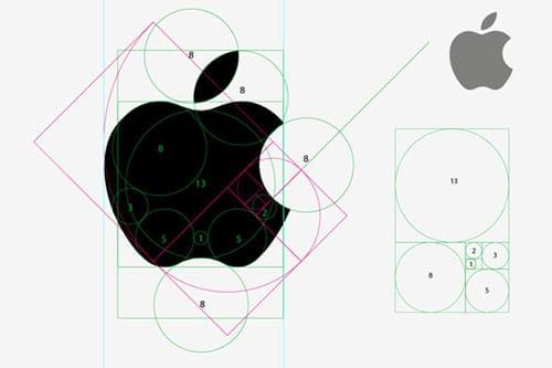 Costruzione logo Apple