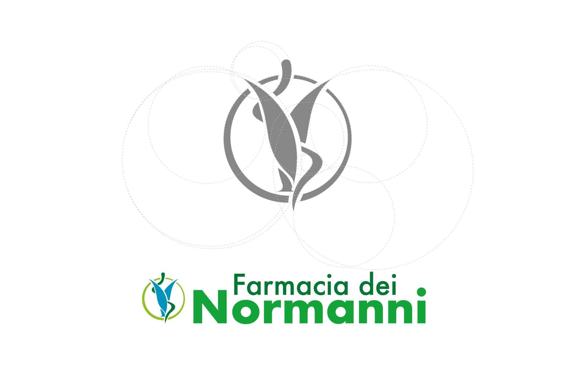 Farmacia dei Normanni - Logo