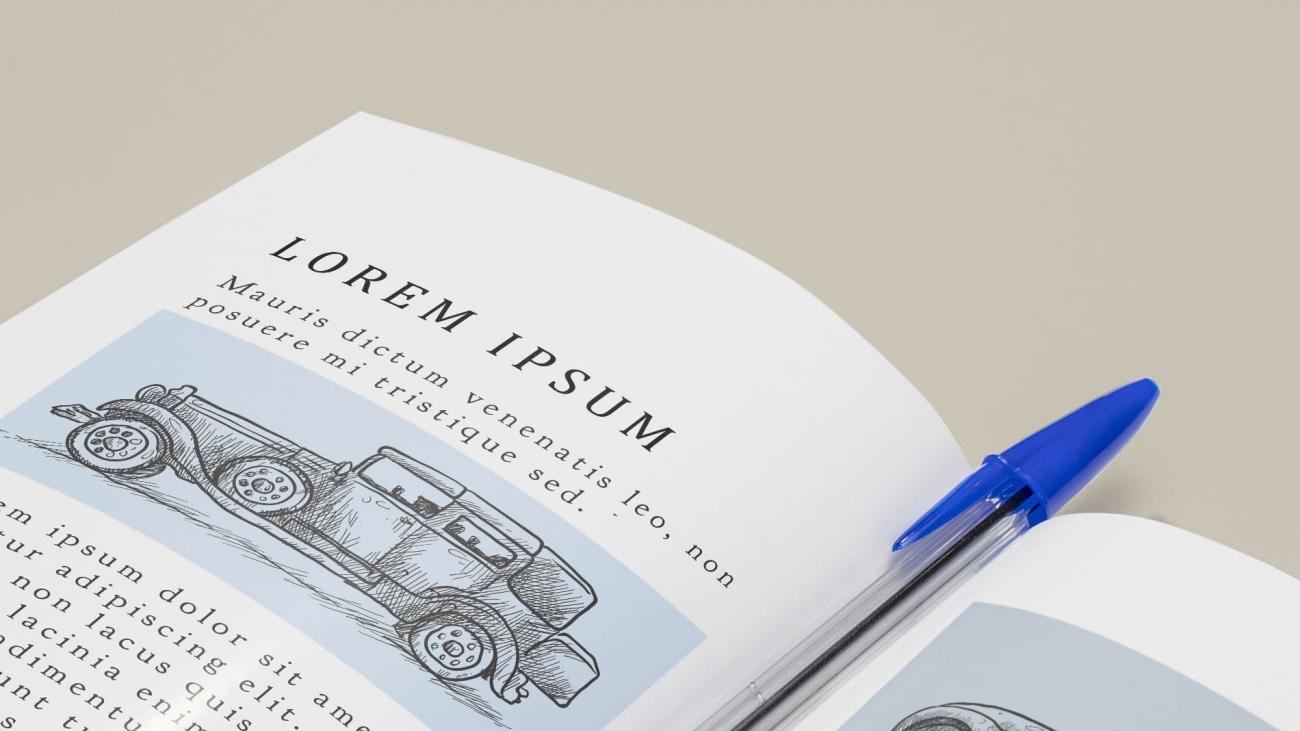 Lorem ipsum - libro