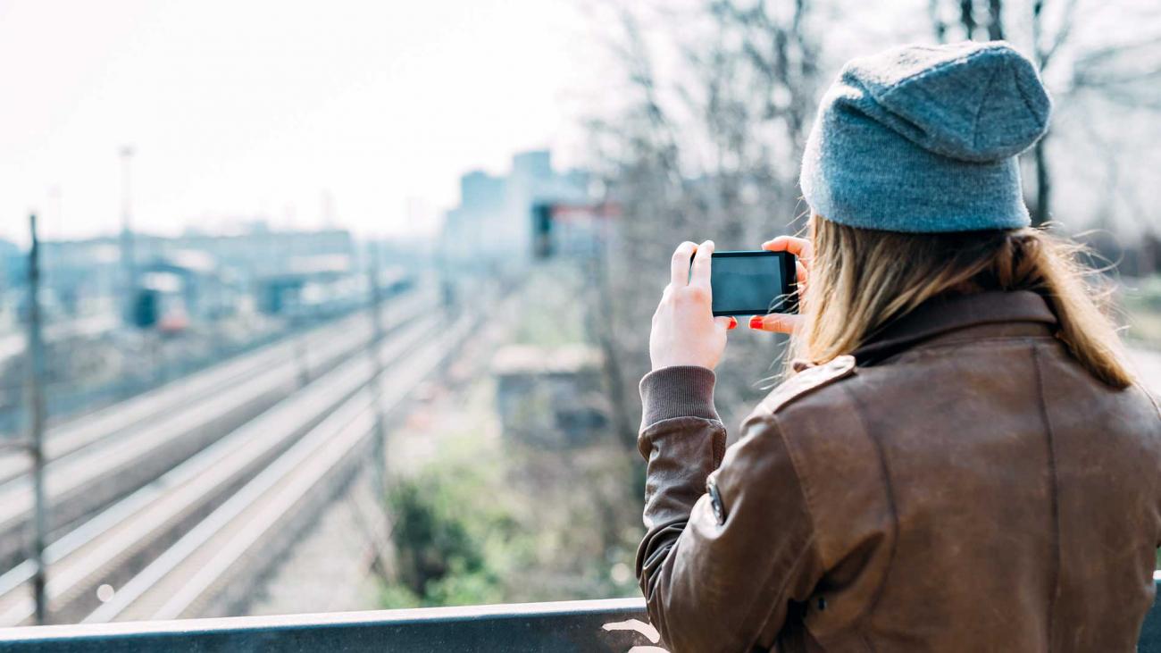 Fotografie in orizzontale con lo smartphone
