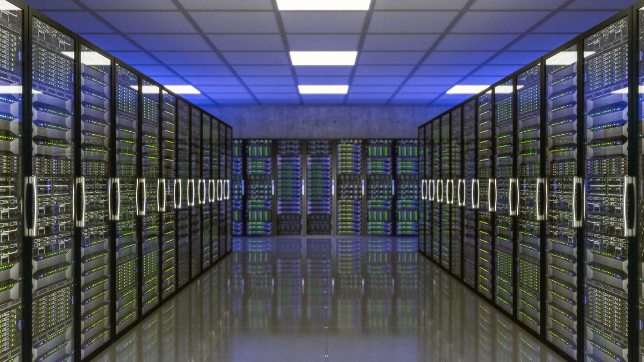 Server Farm - Hosting e dominio